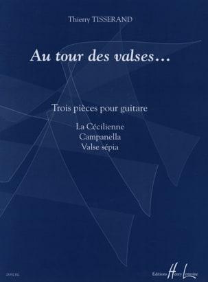 Thierry Tisserand - En el Tour des Valses ... - Partition - di-arezzo.es