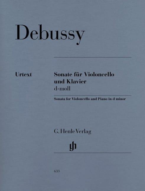 Sonate pour violoncelle et piano ré mineur - laflutedepan.com