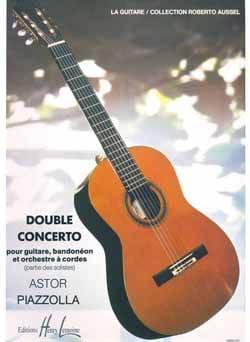Double concerto - Parties solistes Astor Piazzolla laflutedepan