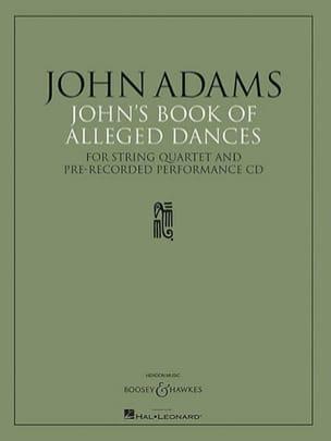 John's Book Of Alleged Dances John Adams Partition laflutedepan