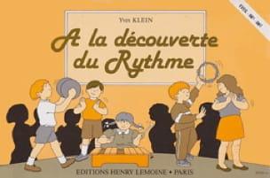 A la découverte du rythme - Yves Klein - Partition - laflutedepan.com