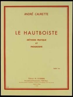 Le Hautboïste André Caurette Partition Hautbois - laflutedepan