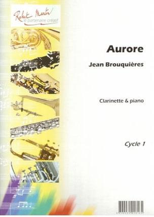 Aurore Jean Brouquières Partition Clarinette - laflutedepan