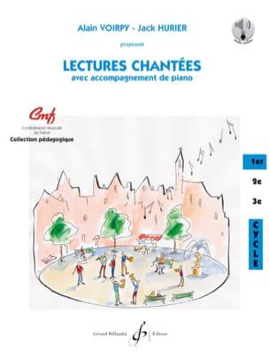 Lectures chantées - 1e Cycle Alain VOIRPY et Jack HURIER laflutedepan