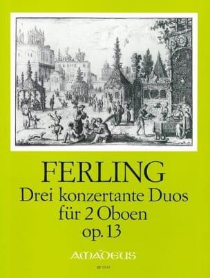 3 Konzertante Duos op. 13 -Oboen - laflutedepan.com