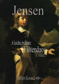 6 Leichte Brillante Flötenduos Op.16 Volume 2 laflutedepan