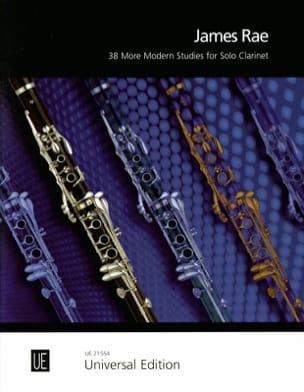 38 more Modern Studies for Solo Clarinet - laflutedepan.com