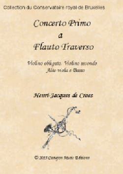 Concerto primo pour Flûte - Conducteur et Parties - laflutedepan.com
