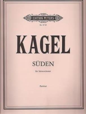 Süden - Partitur - Mauricio Kagel - Partition - laflutedepan.com