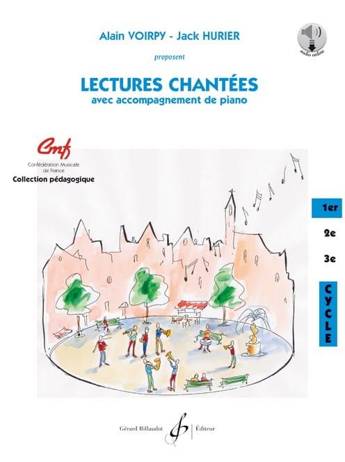 Lectures chantées - 1e Cycle - laflutedepan.com