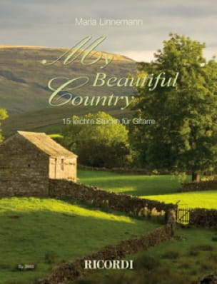 My Beautiful Country - Maria Linnemann - Partition - laflutedepan.com