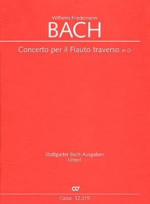 Concerto pour Flûte en Ré - Conducteur laflutedepan