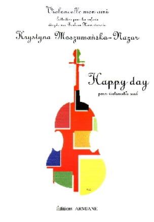 Happy day - Krystyna Moszumanska-Mazar - Partition - laflutedepan.com
