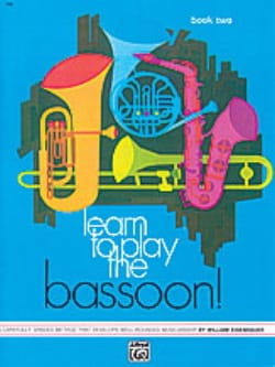 Learn to Play the Bassoon ! - Book 2 William Eisenhauer laflutedepan