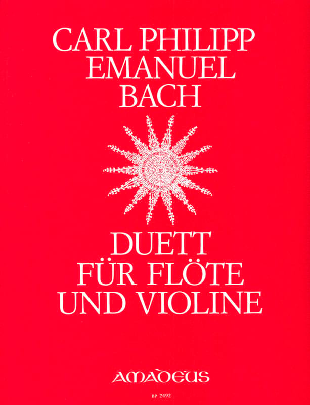 Duett - Flöte und Violine - laflutedepan.com