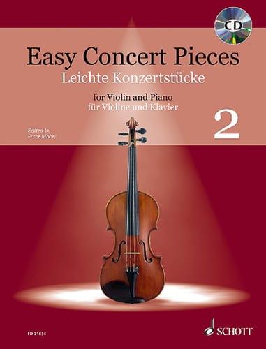 Easy Concert Pieces Vol. 2 - - Partition - laflutedepan.com