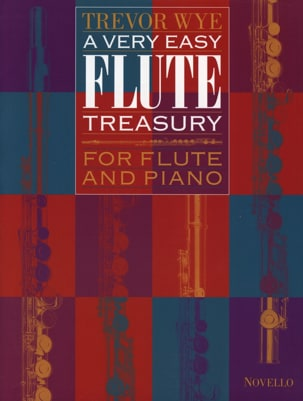 A very easy flute treasury - Flute piano Trevor Wye laflutedepan