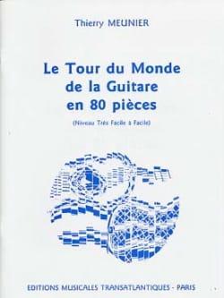 Le Tour du monde de la guitare en 80 pièces laflutedepan
