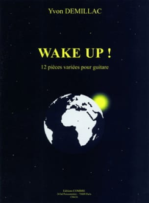 Wake Up ! - Francis-Paul Demillac - Partition - laflutedepan.com
