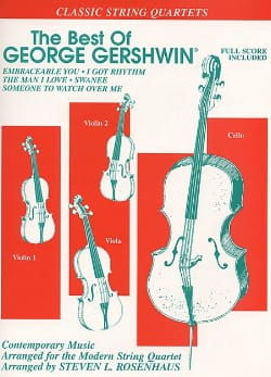 The Best Of George Gershwin - String Quartet GERSHWIN laflutedepan