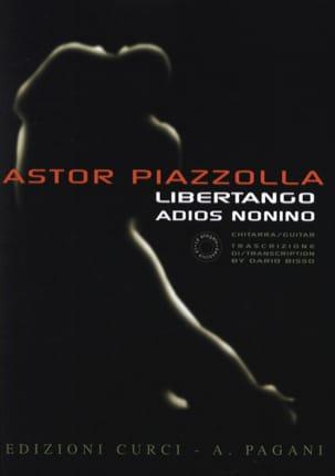 Libertango / Adios nonino - Guitare Astor Piazzolla laflutedepan