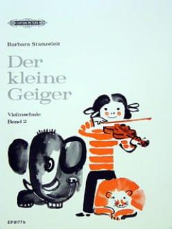 Der kleine Geiger - Violinschule, 2 Barbara Stanzeleit laflutedepan