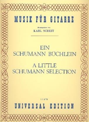 Ein Schumann Büchlein - SCHUMANN - Partition - laflutedepan.com