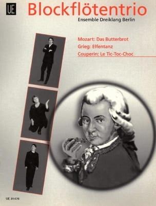 Das Butterbrot / Elfentanz / Le Tic-toc-choc - laflutedepan.com