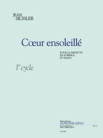 Coeur Ensoleillé - Jean Sichler - Partition - laflutedepan.com