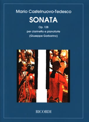 Sonata op. 128 -Clarinetto e piano laflutedepan