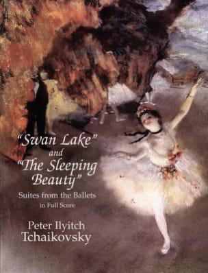 Lac des Cygnes et la Belle Au Bois Dormant - laflutedepan.com