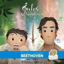 Jules et le Monde d'Harmonia - Beethoven Partition laflutedepan