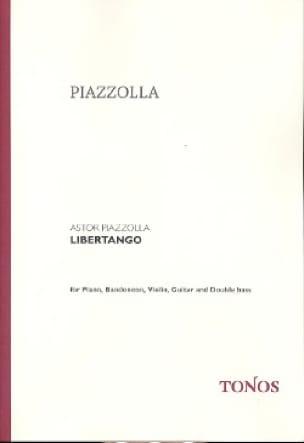 Libertango - Astor Piazzolla - Partition - laflutedepan.com
