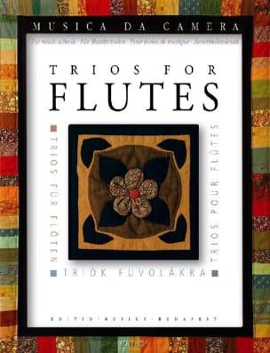 Trios pour Flûtes Partition Flûte traversière - laflutedepan