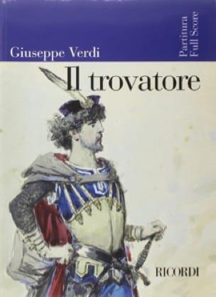 Il Trovatore - VERDI - Partition - Grand format - laflutedepan.com