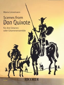 Scenes from Don Quixote Maria Linnemann Partition laflutedepan