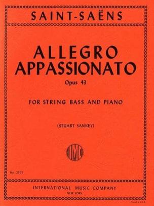Allegro appassionato opus 43 en Si mineur SAINT-SAËNS laflutedepan