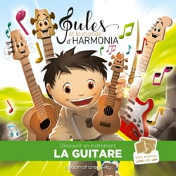- Jules and the World of Harmonia - Vol. 4 The Guitar - Partition - di-arezzo.co.uk