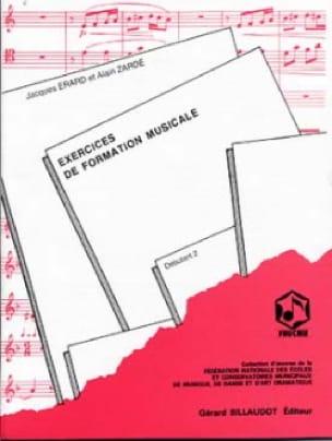 Exercices de FM - Débutant 2 - laflutedepan.com