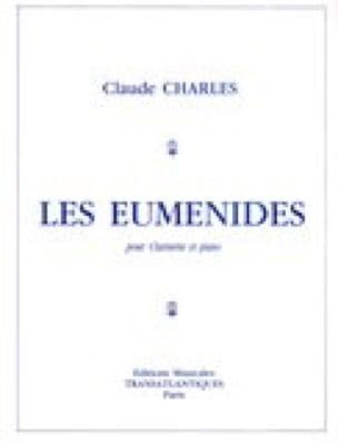 Les Euménides - Claude Charles - Partition - laflutedepan.com
