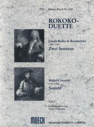 Rokoko-Duette, Heft 2 laflutedepan