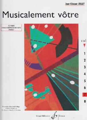 Musicalement Vôtre Volume 7 - Prof - laflutedepan.com