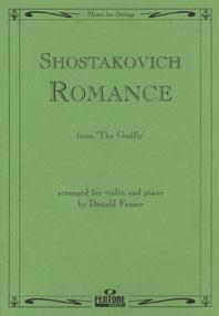 Romance from The Gadfly - Clarinet - CHOSTAKOVITCH - laflutedepan.com