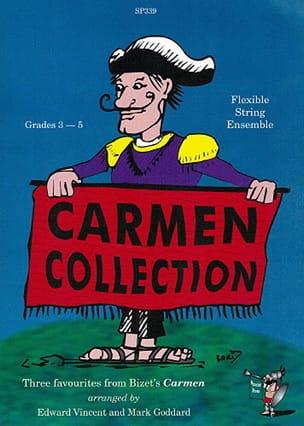 Carmen Collection - String ensemble BIZET Partition laflutedepan
