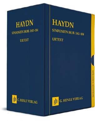 23 Symphonies réunis dans un coffret Joseph Haydn laflutedepan