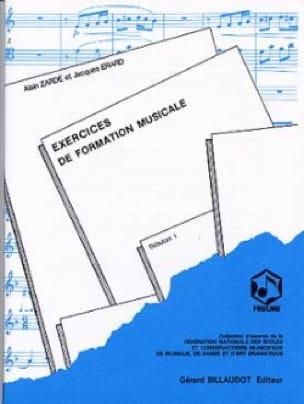 Exercices de FM - Débutant 1 - Alain Zardé - laflutedepan.com