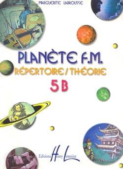 Planète FM 5B - Répertoire + Théorie Marguerite Labrousse laflutedepan