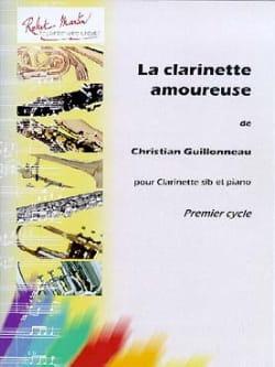 La Clarinette Amoureuse Christian Guillonneau Partition laflutedepan