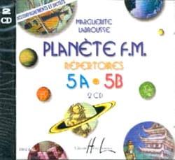 CD - Planète FM Volume 5 - Ecoutes Marguerite Labrousse laflutedepan
