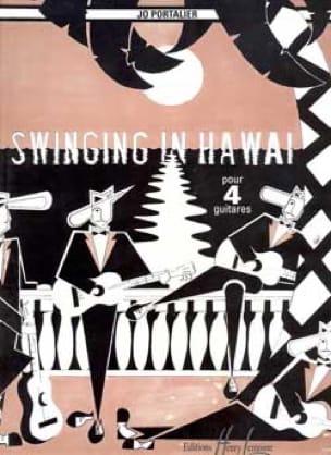 Swinging in Hawaï - Jo Portalier - Partition - laflutedepan.com